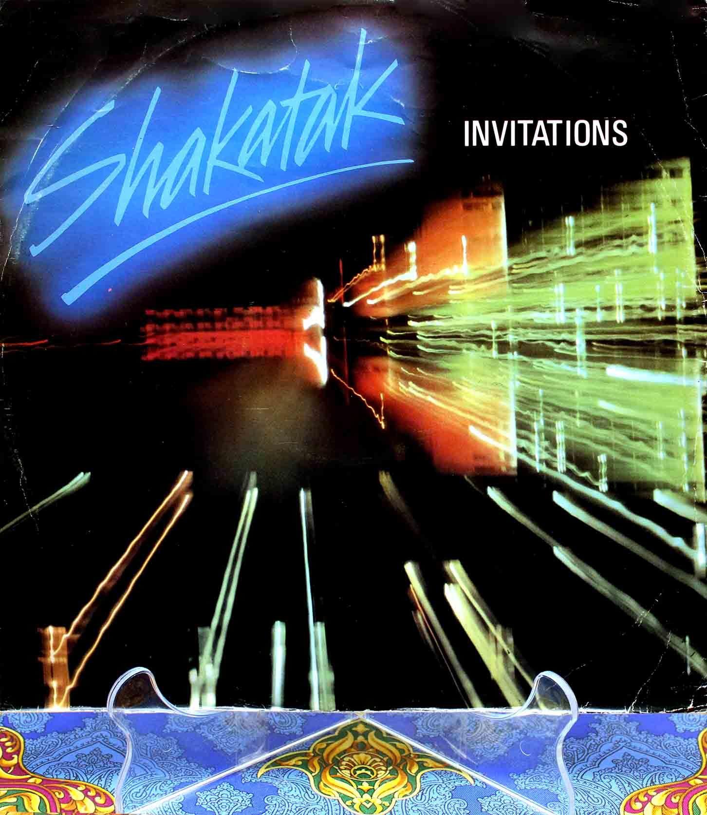 Shakatak – Invitations 01