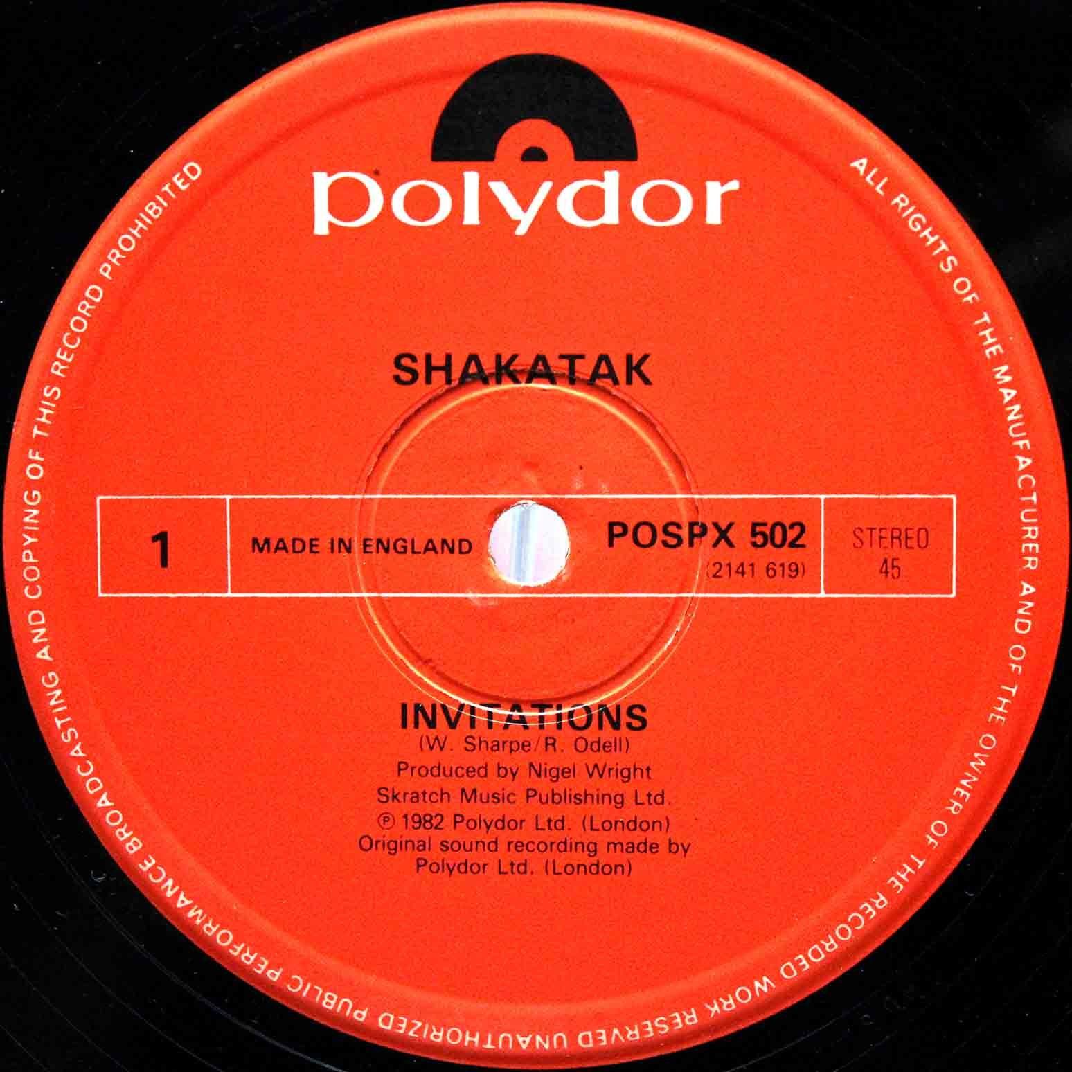 Shakatak – Invitations 03