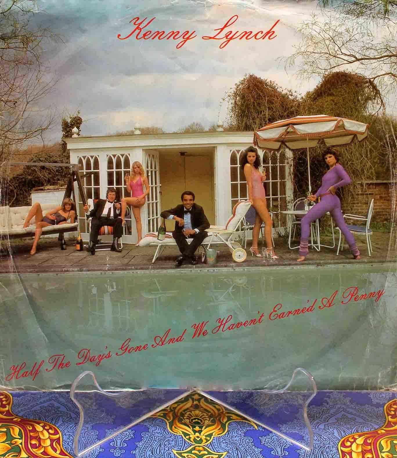 Kenny Lynch – Half The Days Gone 01