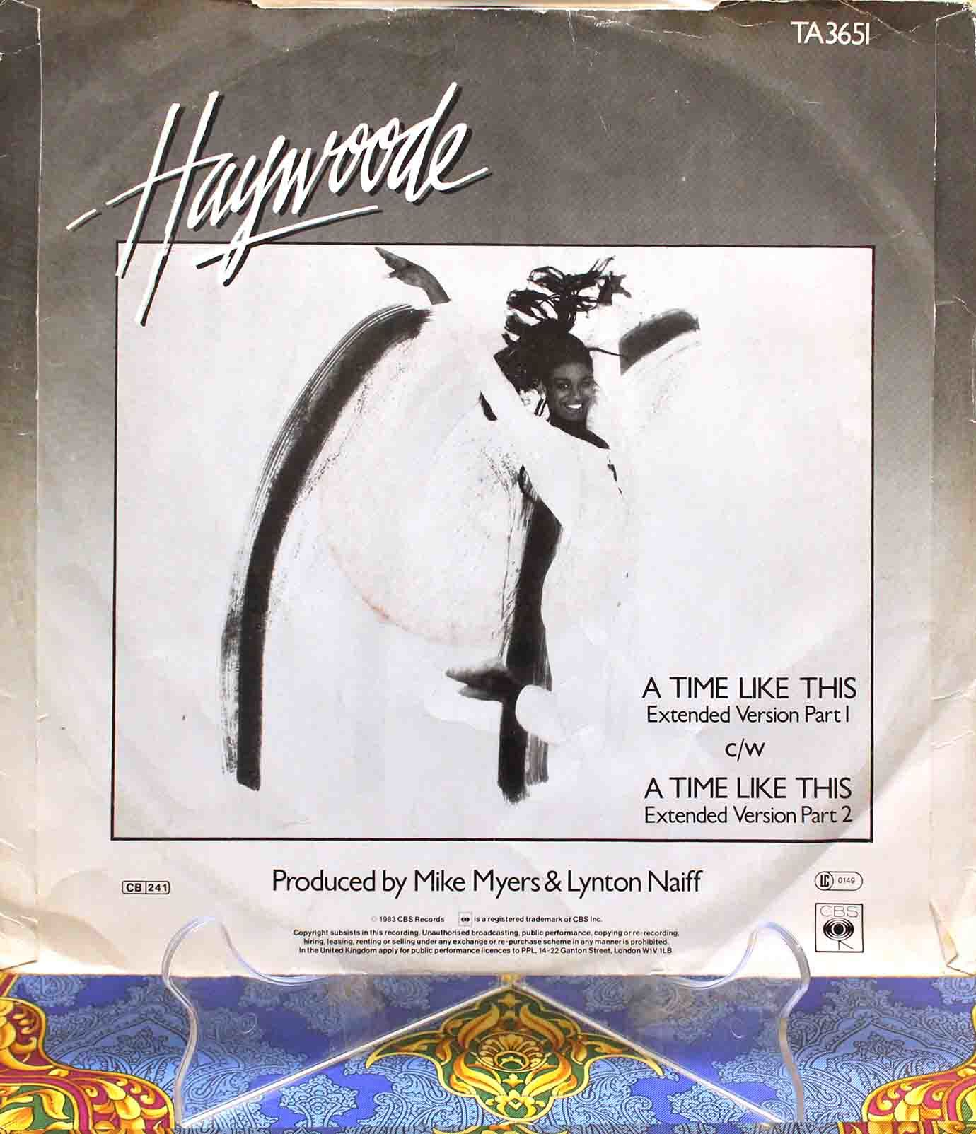 Haywoode – A Time Like This 02