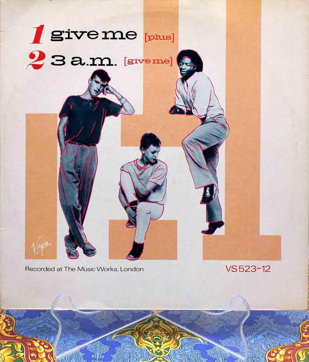 I-Level - Give Me 02