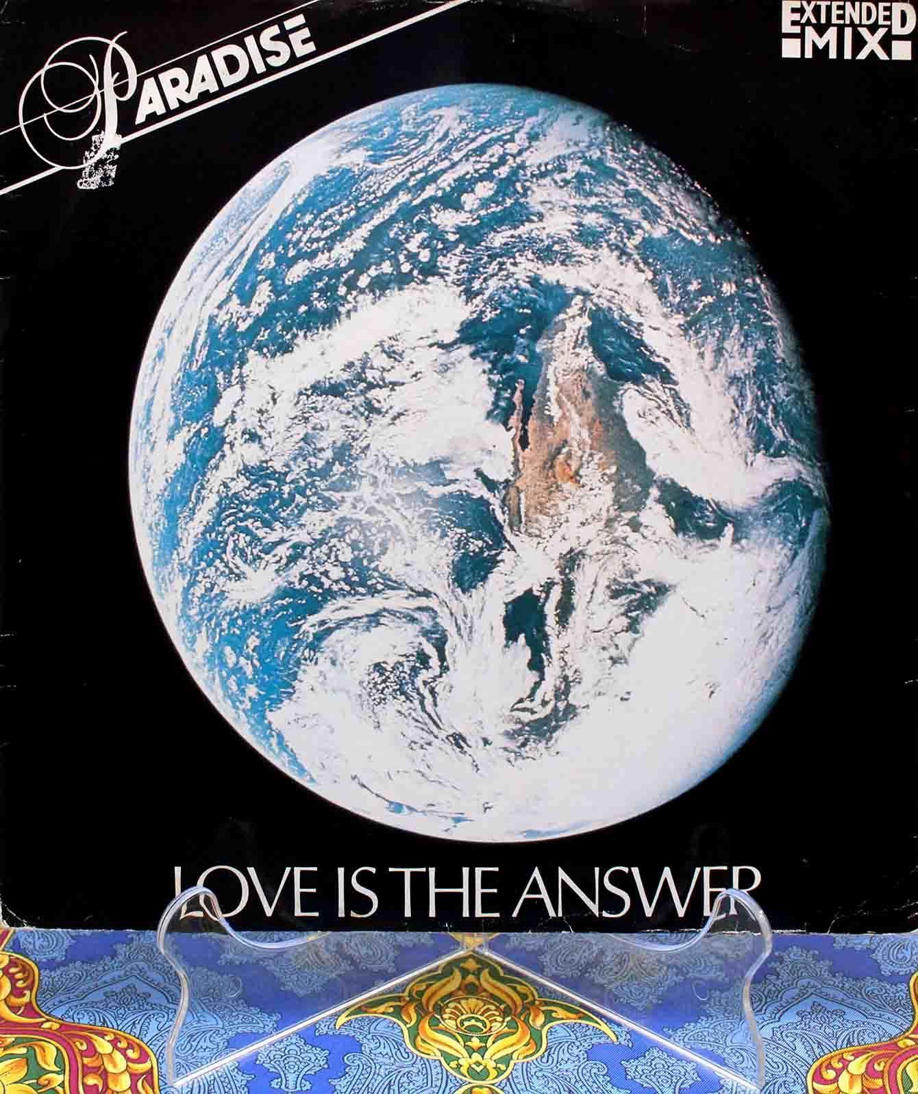 Paradise – Love Is The Answer 01
