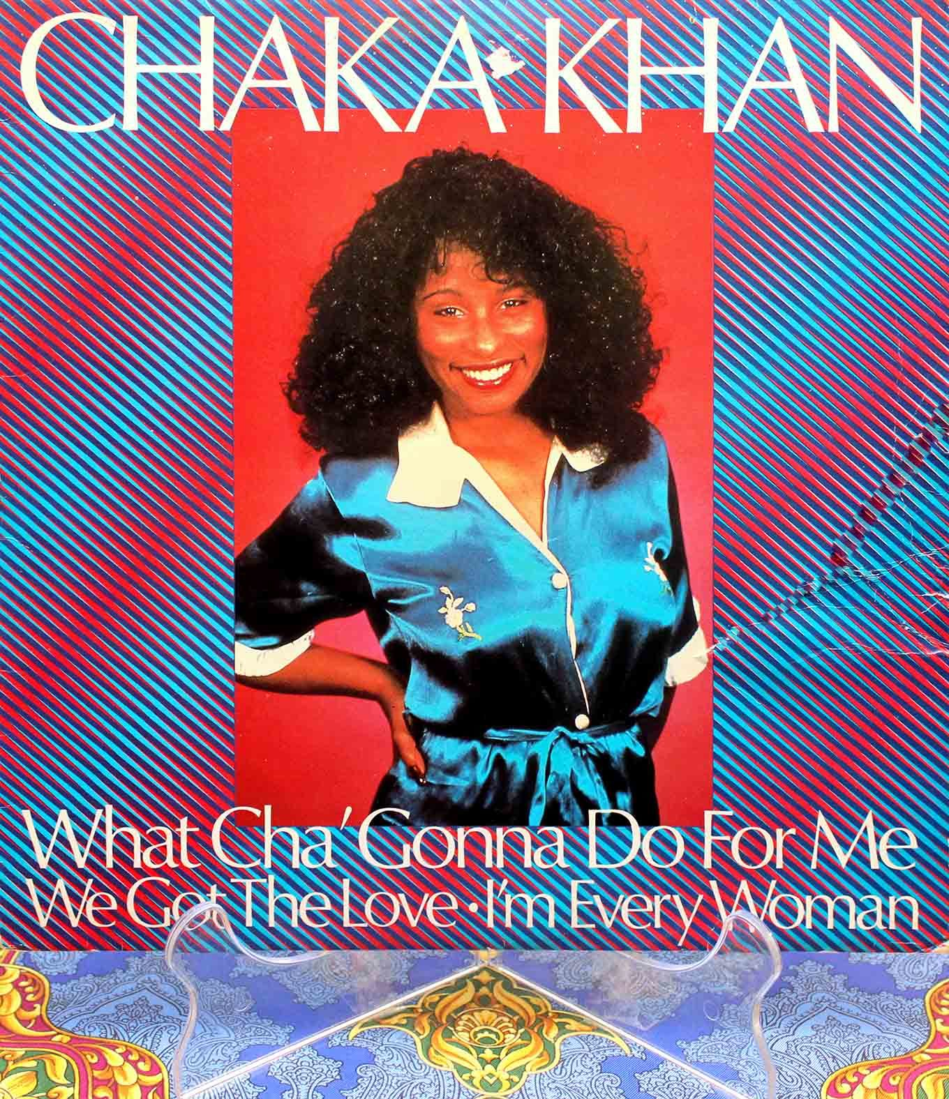 Chaka Khan - What Cha Gonna Do For Me 01