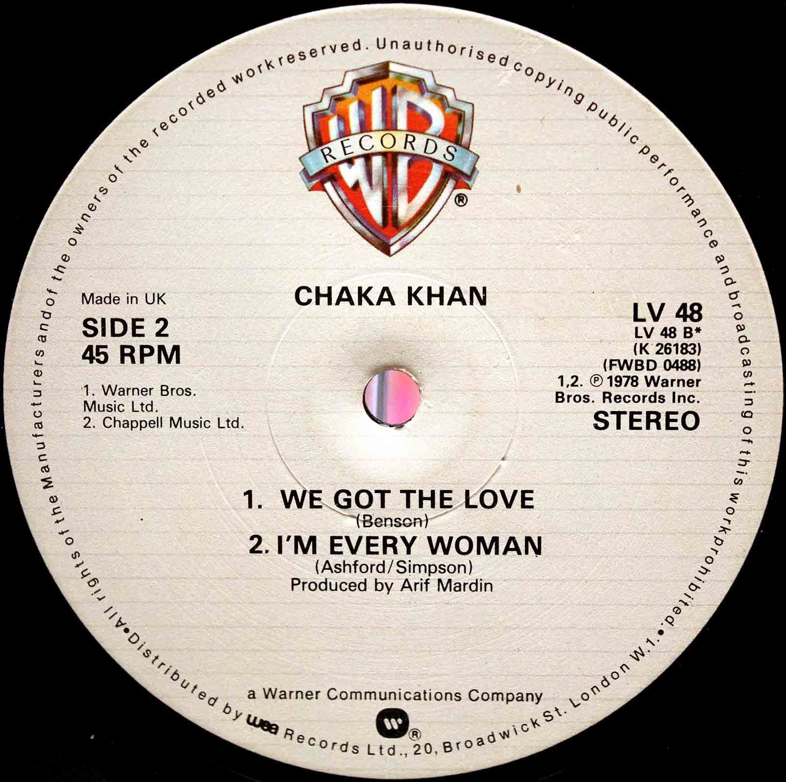 Chaka Khan - What Cha Gonna Do For Me 04