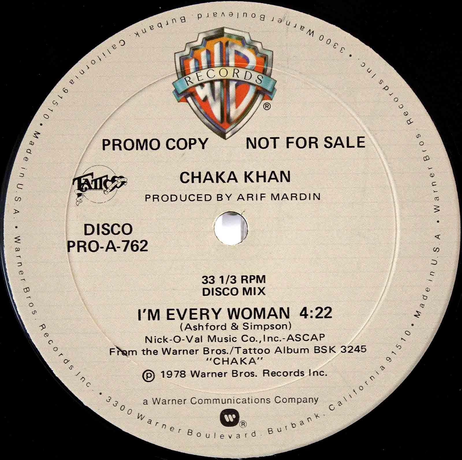 Chaka Khan – Im Every Woman 02