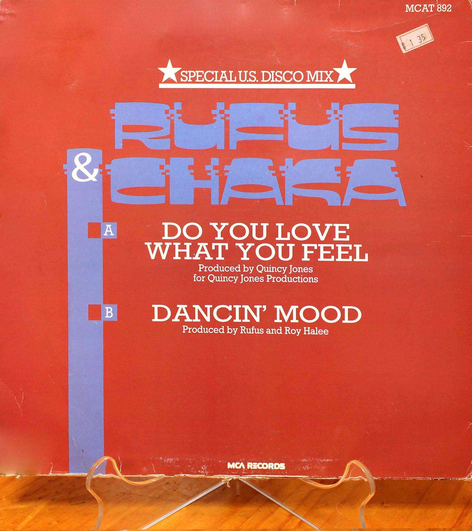 Rufus Chaka do you love what you feel 02