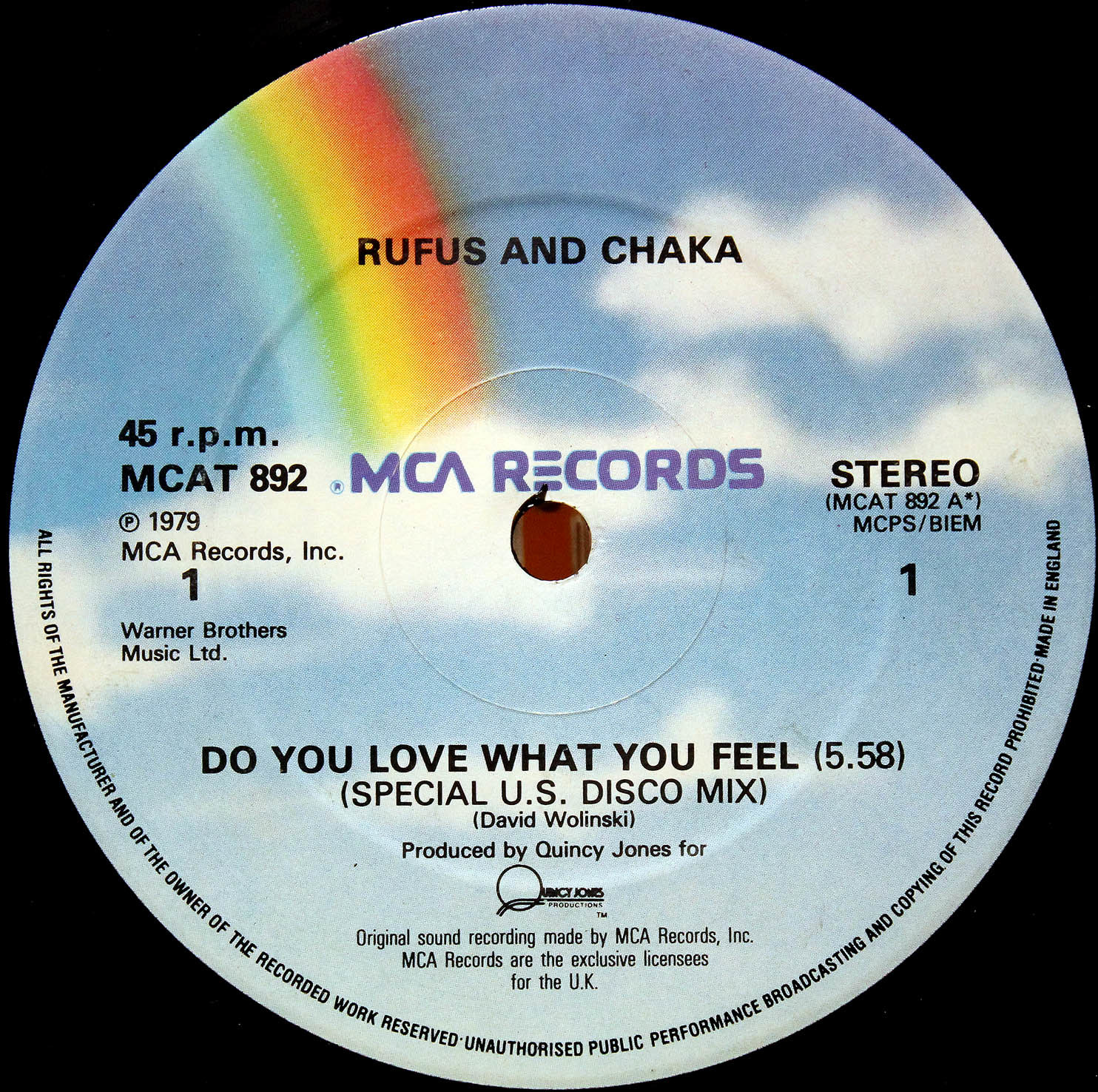 Rufus Chaka do you love what you feel 03
