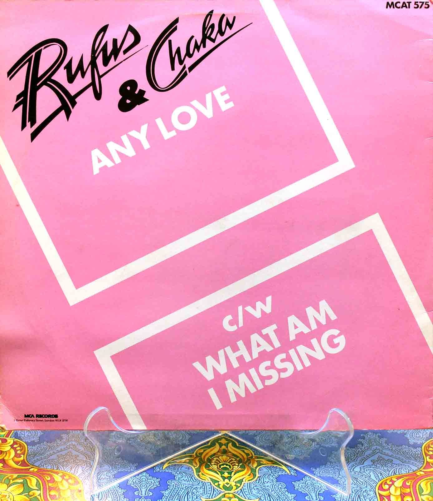 Rufus Chaka Any Love 02