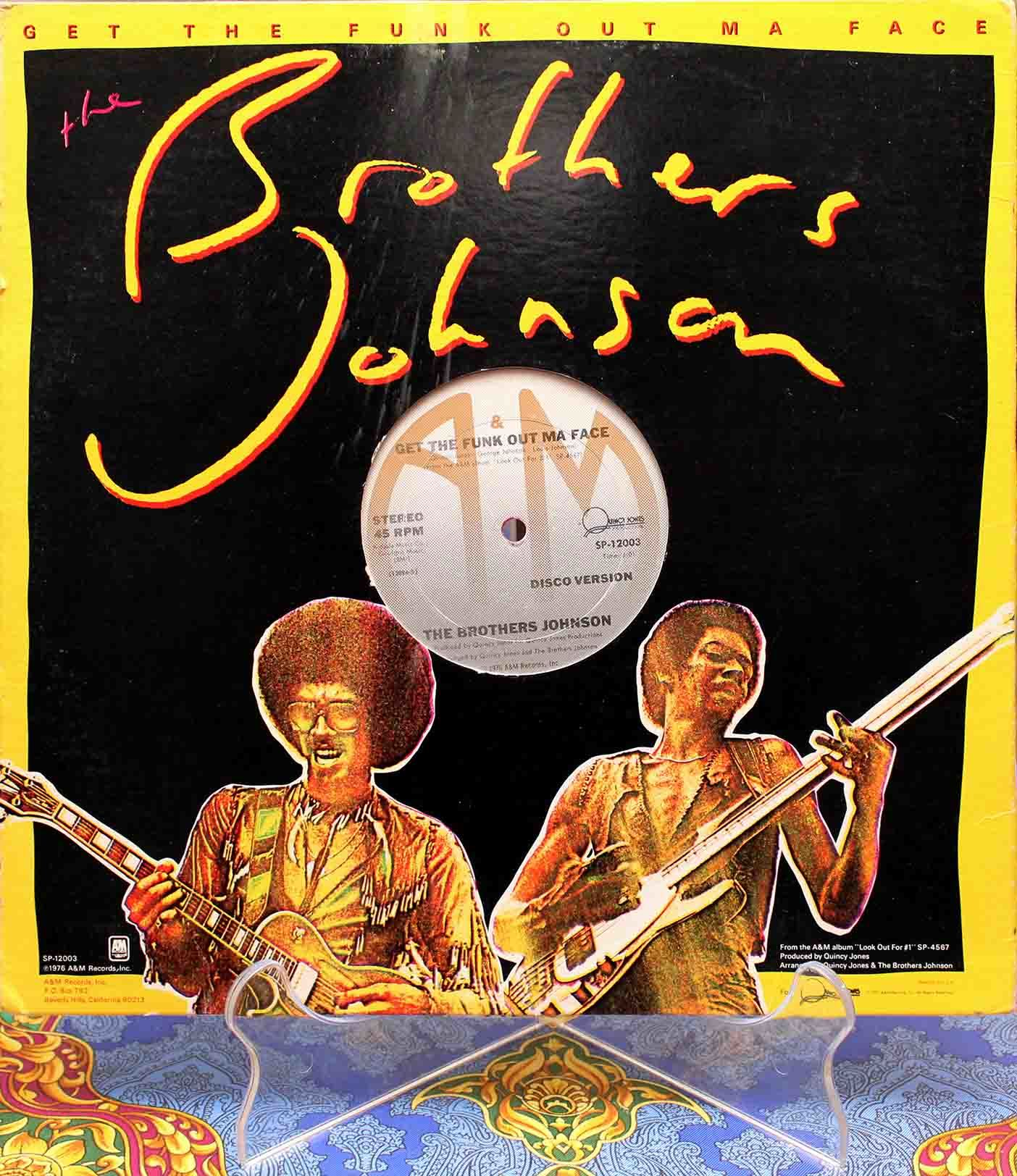 Brothers Johnson - Get the funk 01