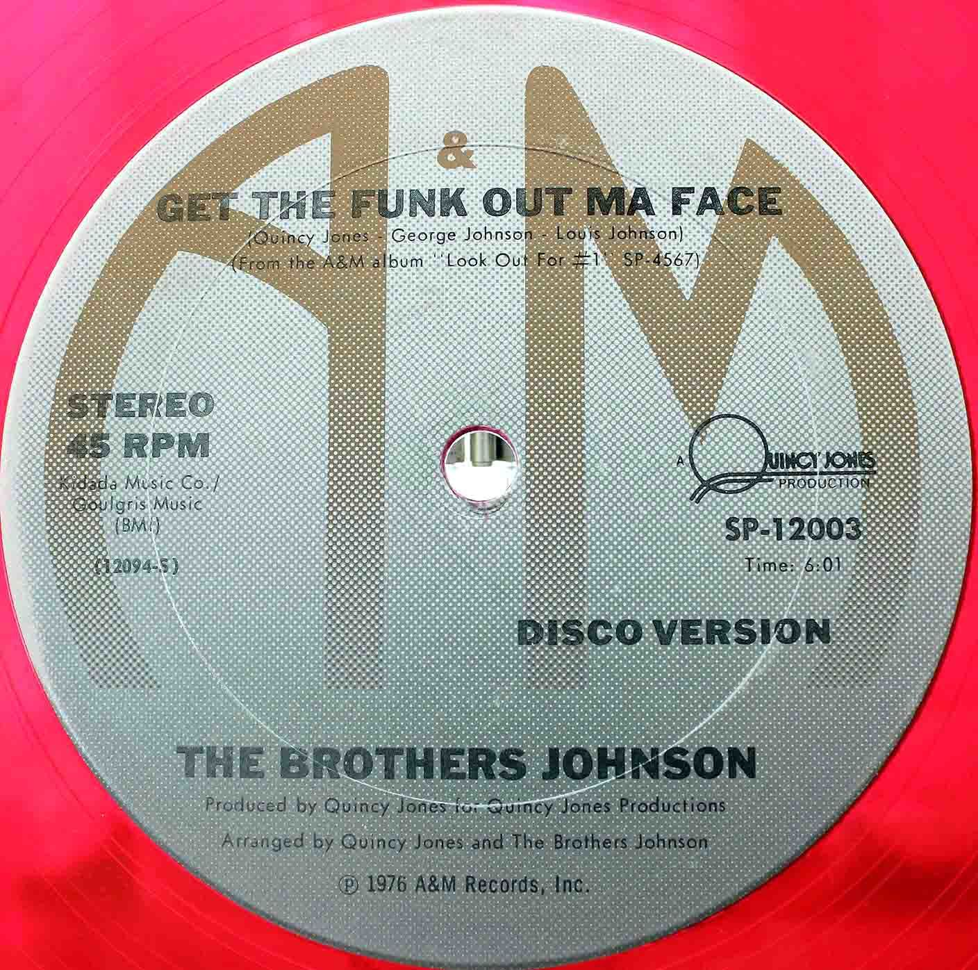 Brothers Johnson - Get the funk 02