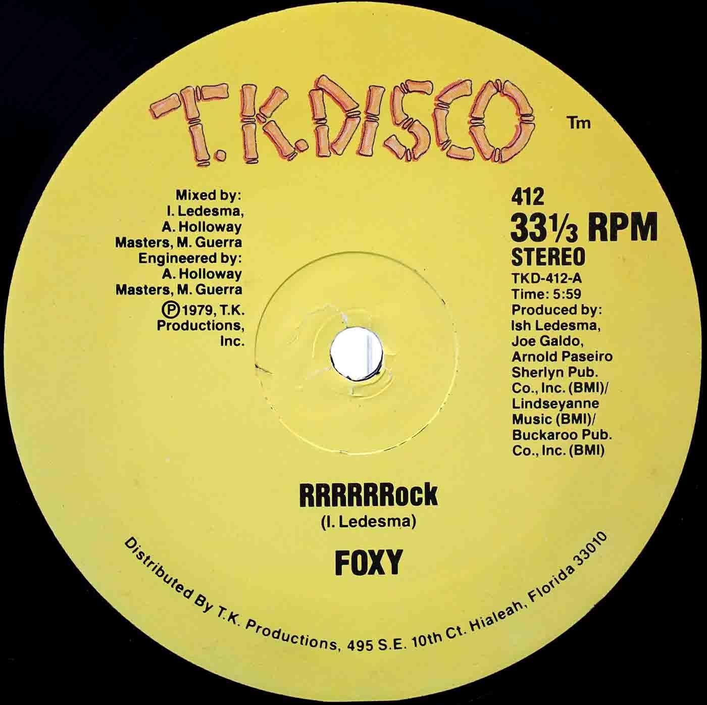 FOXY Rrrrrock 03