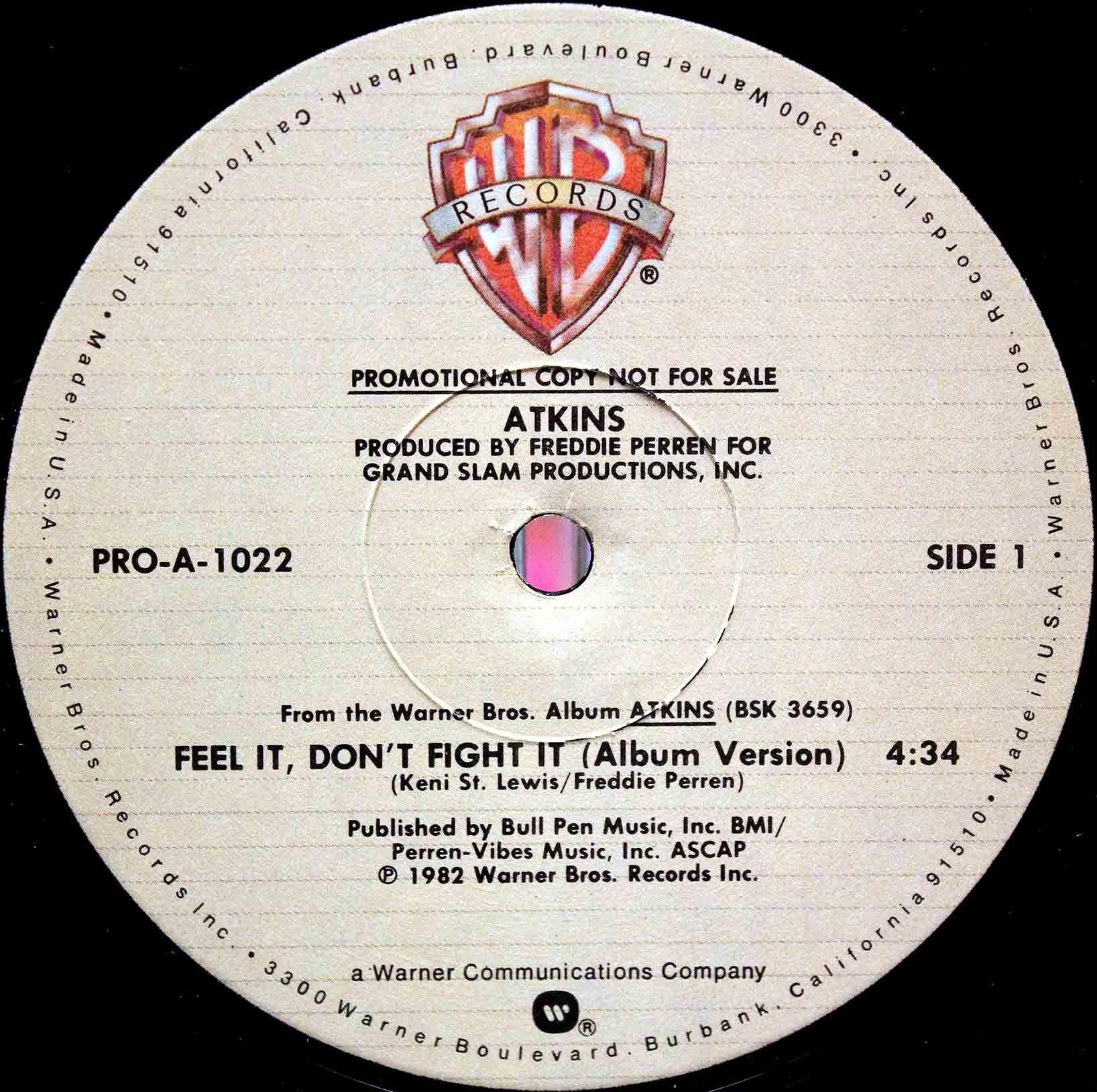 Atkins - Feel It, Dont Fight It 03