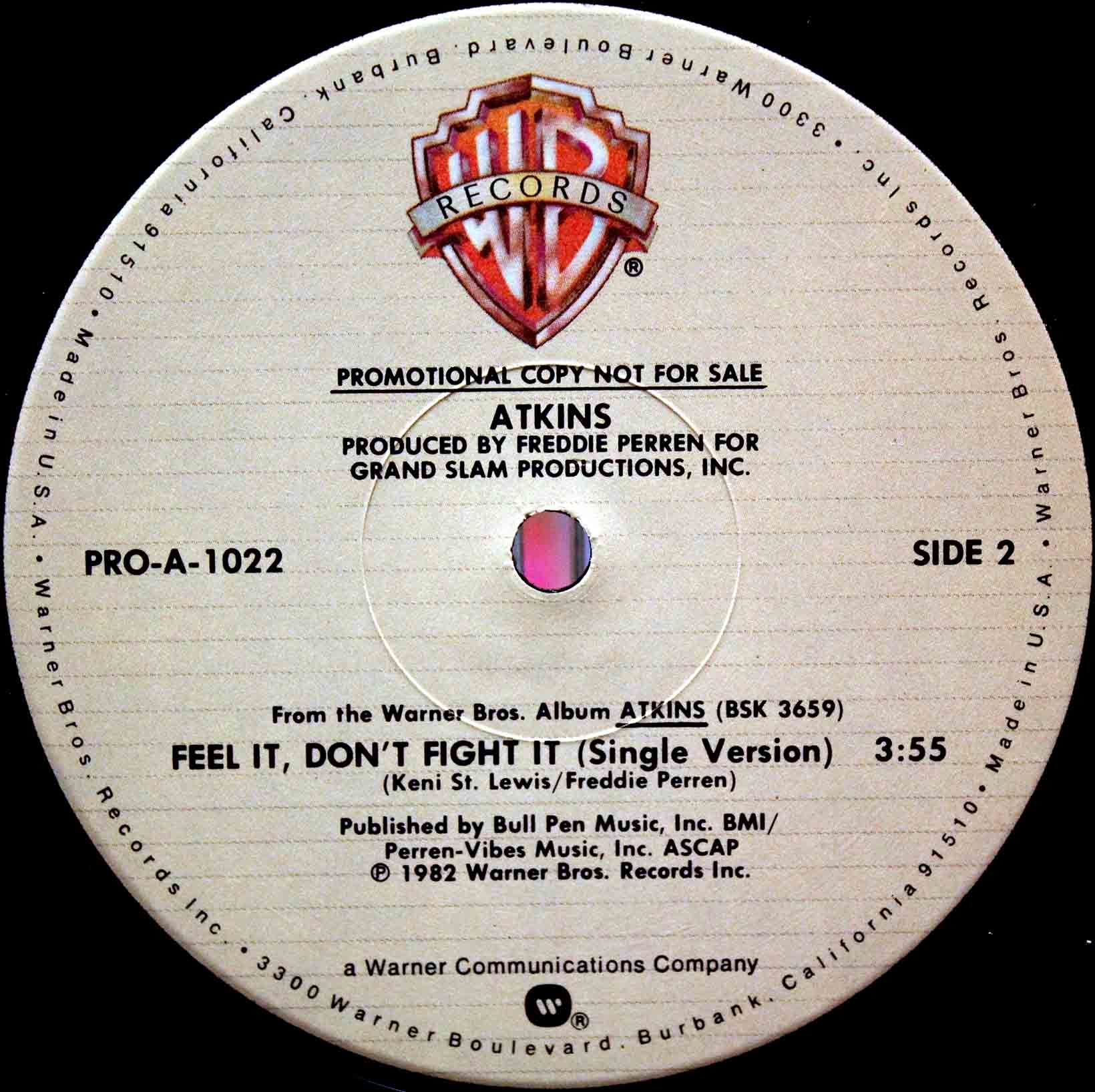 Atkins - Feel It, Dont Fight It 04