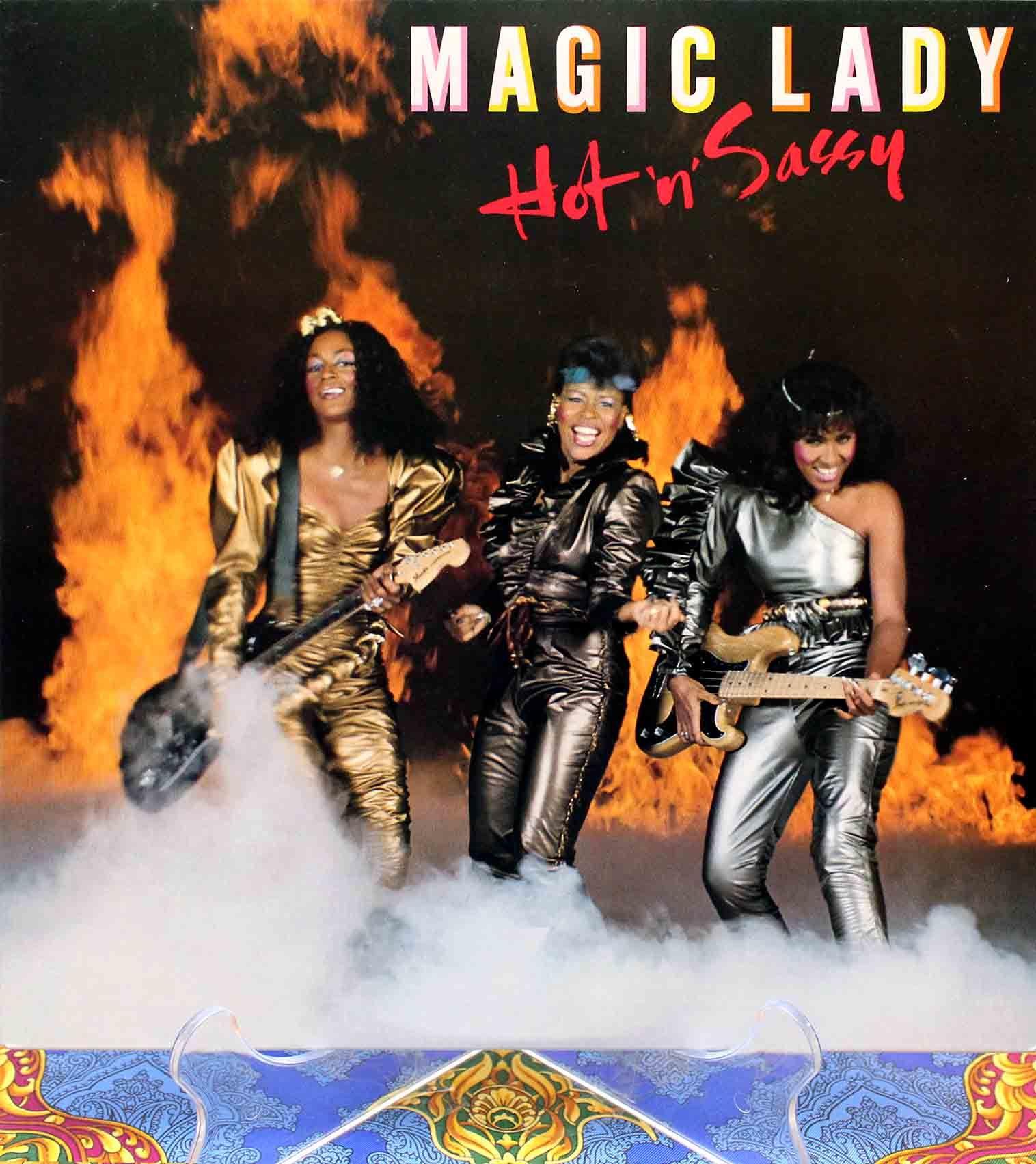 Magic Lady – Hot n Sassy 01