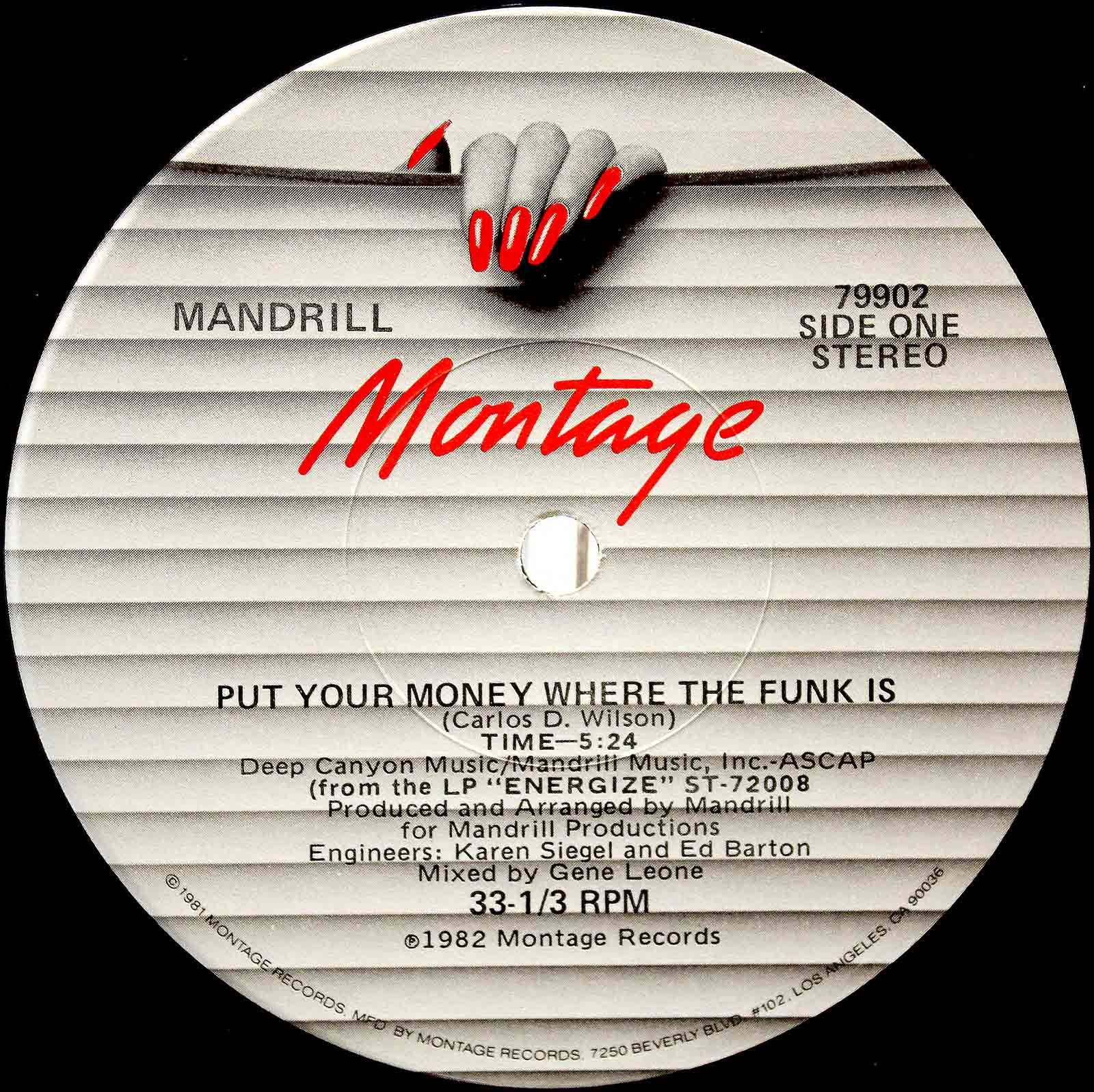 Mandrill ‎– Put Your Money Where The Funk Is 03
