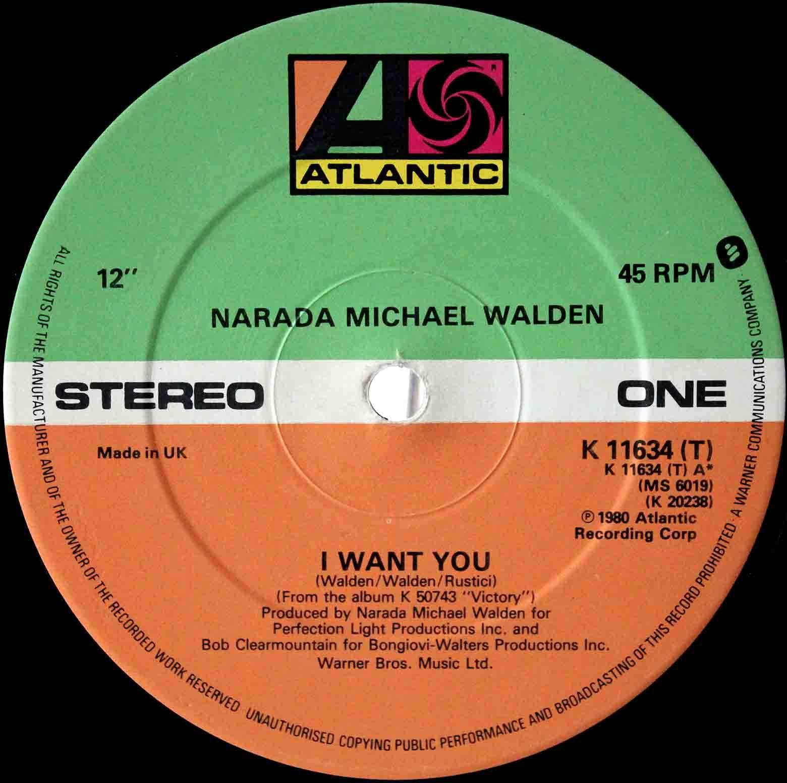 Narada Michael Walden – I Want You 02