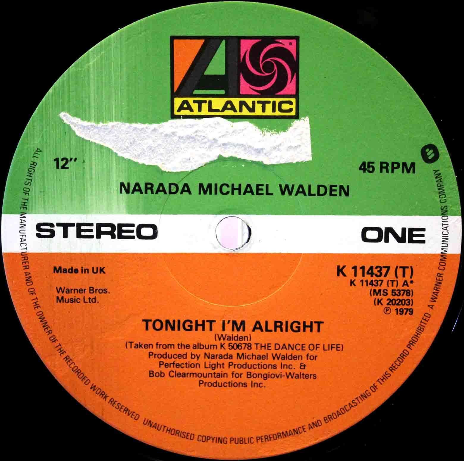 Narada Michael Walden – Tonight Im Alright 03