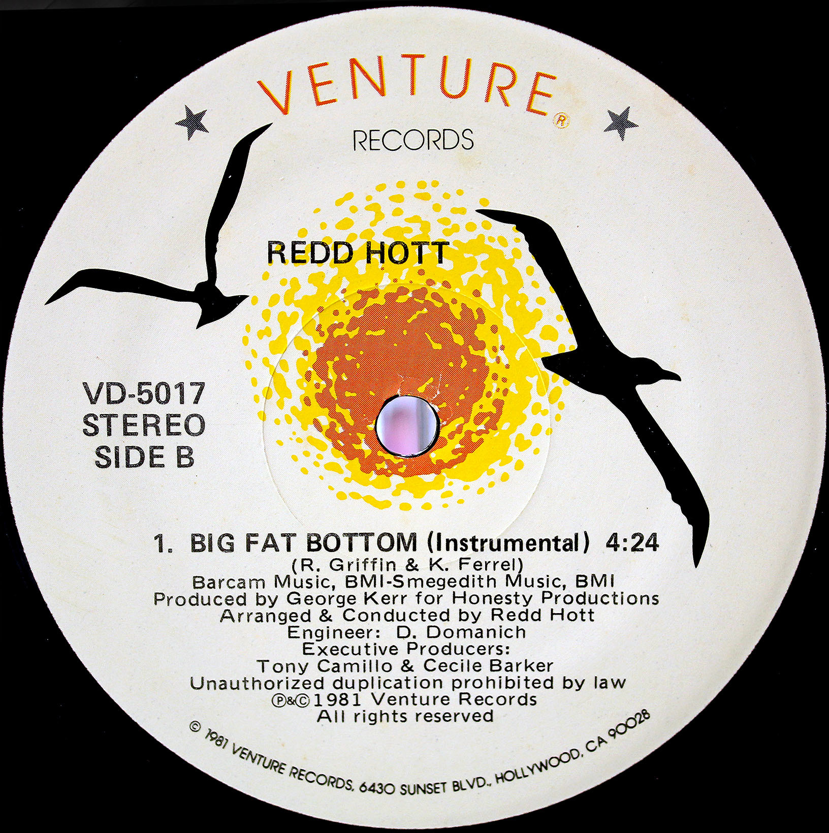 Redd Hott - Big Fat Bottom 04