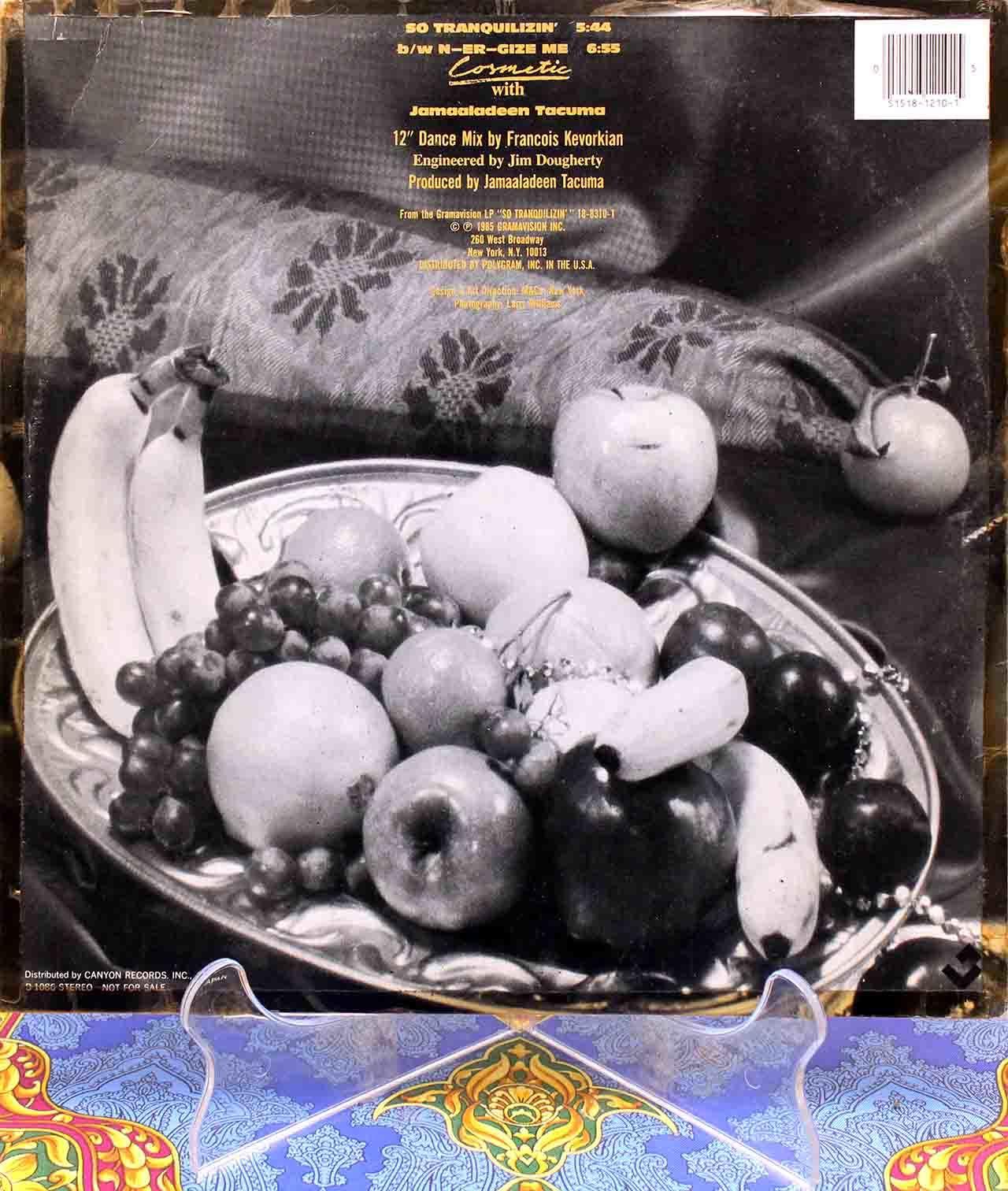 Jamaaladeen Tacuma – So Tranquilizin 02