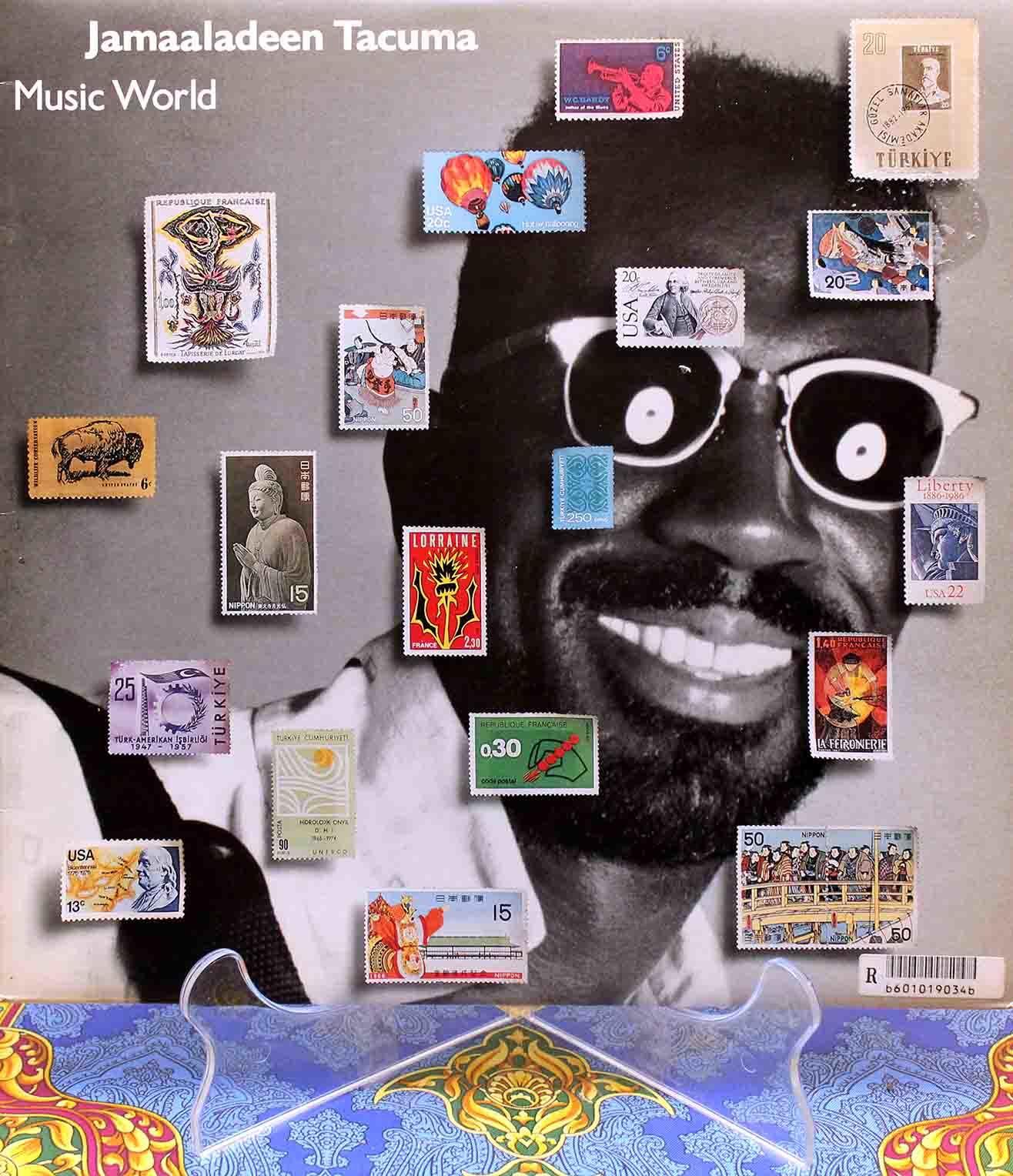 Jamaaladeen Tacuma – Music World 01