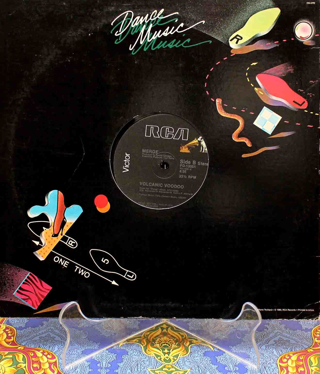 Merge Take It To The Top (US 12`Special Disco Version) 02
