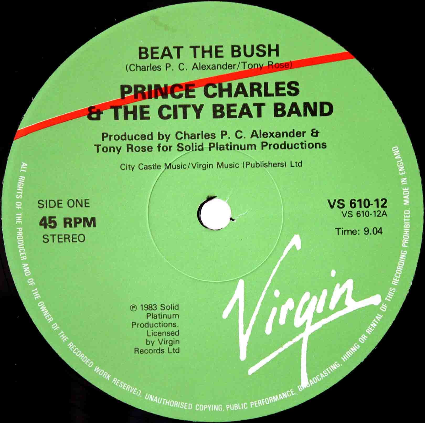 Prince Charles And The City Beat Band – Beat The Bush 03
