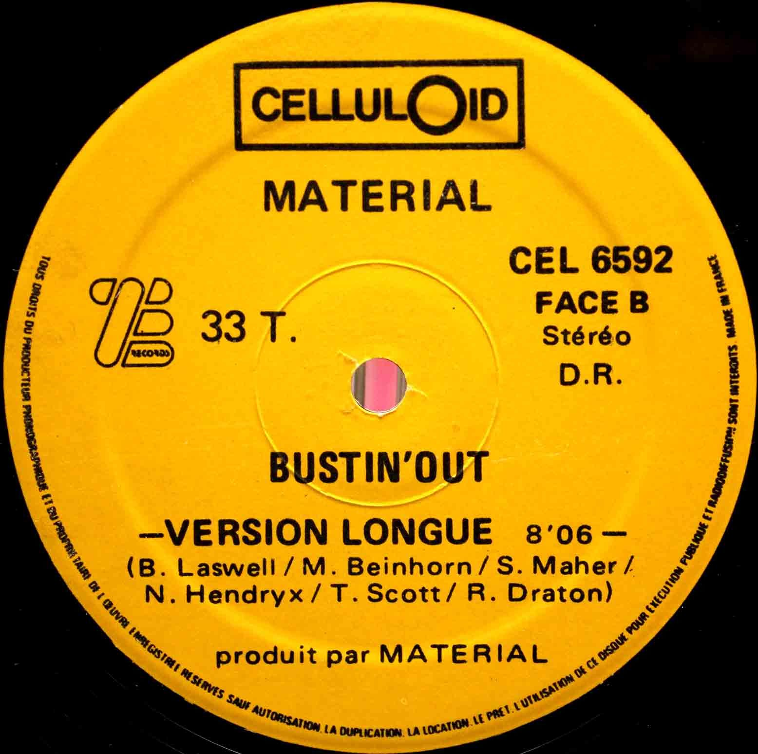 Material With Nona Hendryx ‎– Busting Out 04