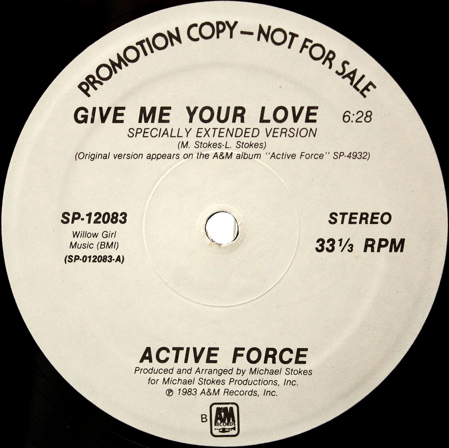 active force give me your love 02