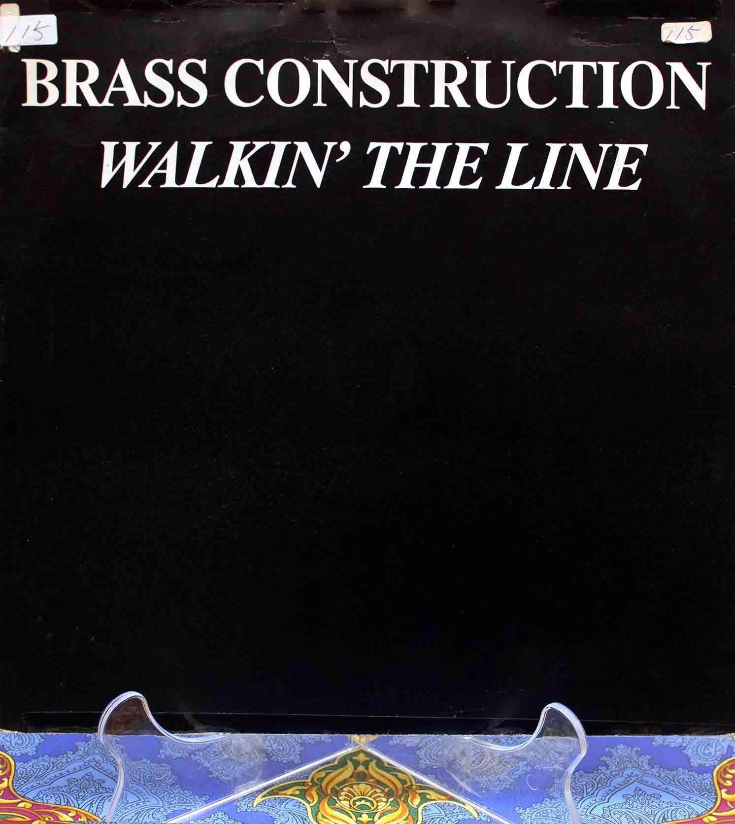 Brass Construction – Walkin The Line 01