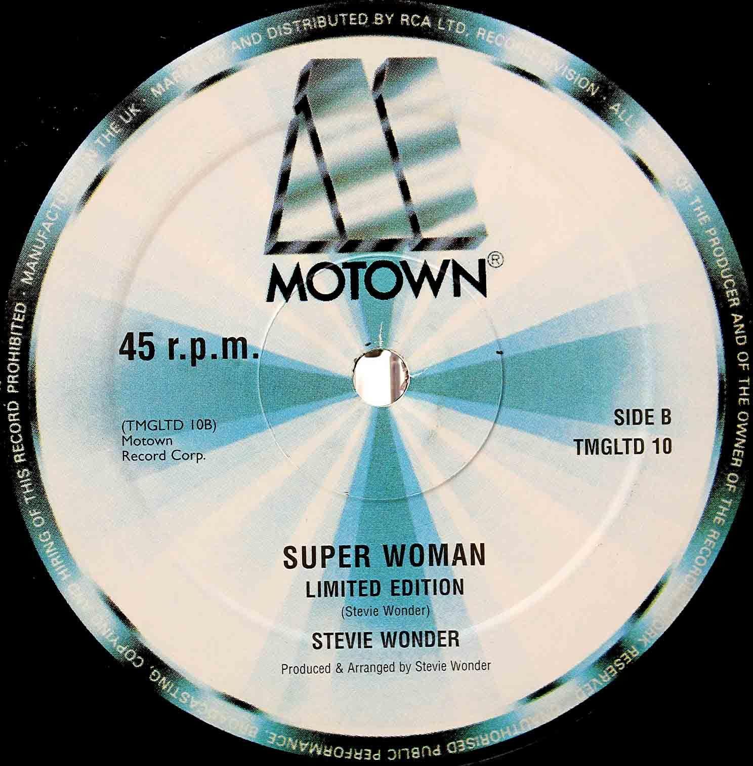 Stevie Wonder – Superwoman 02