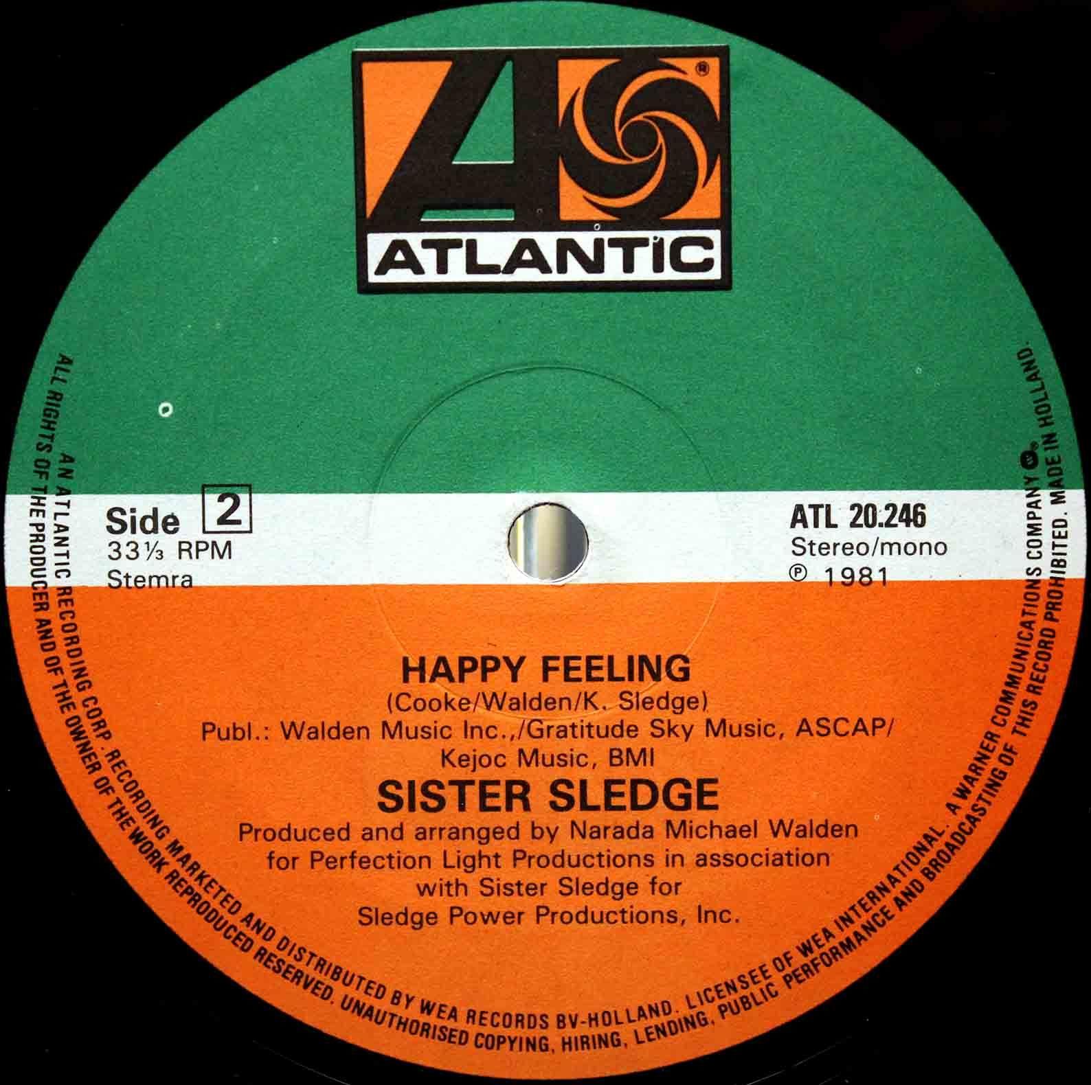 Sister Sledge – All American Girls 03