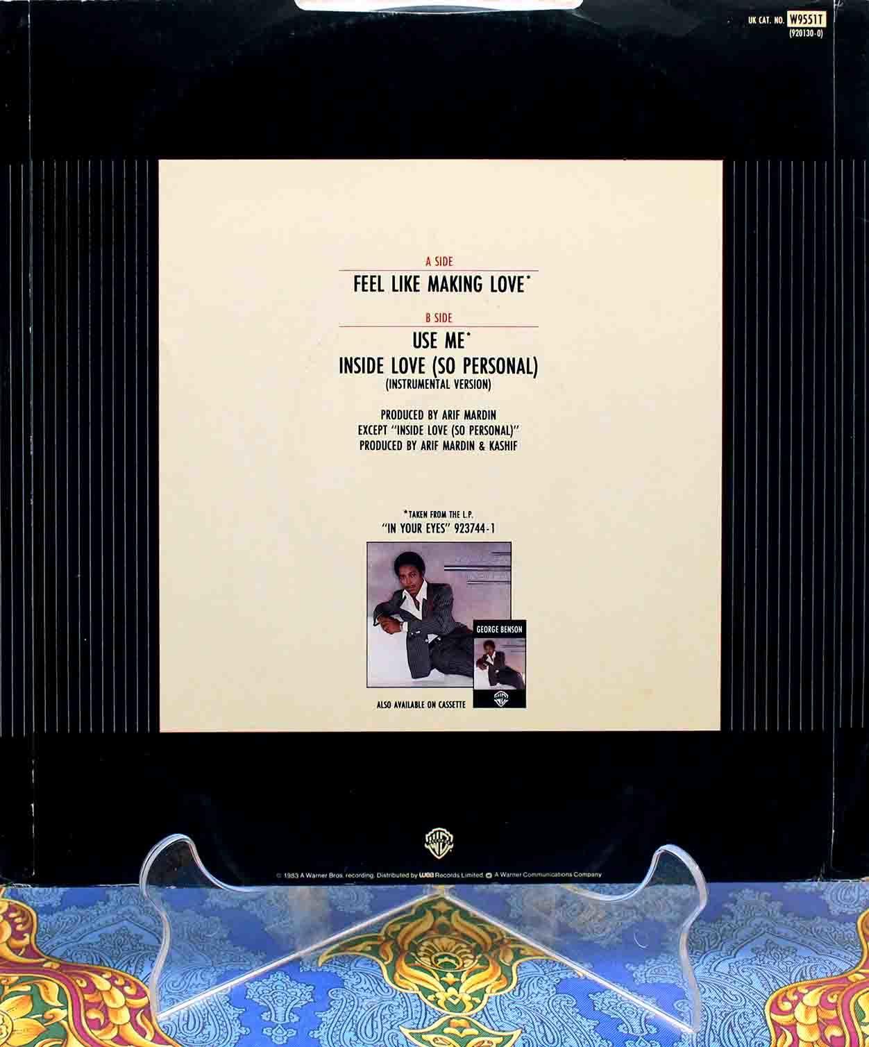 George Benson – Feel Like Makin Love 02