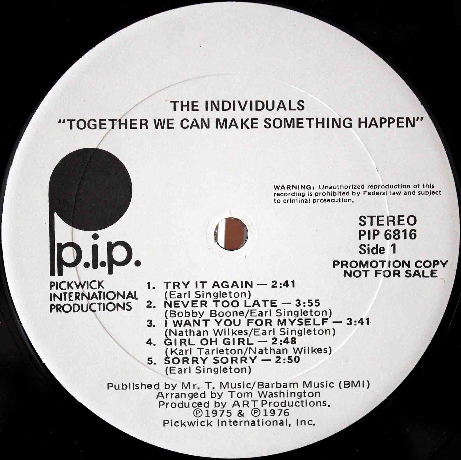 The Individuals Together 03