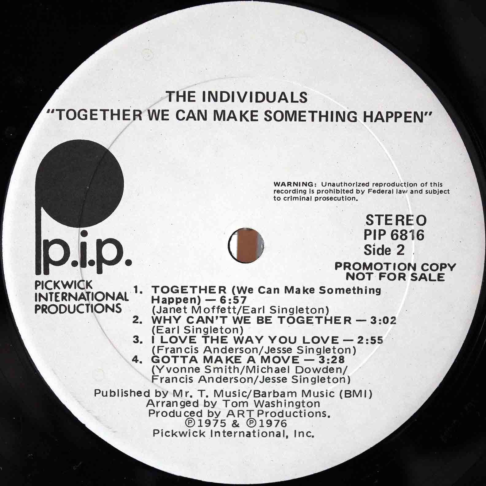 The Individuals Together 04