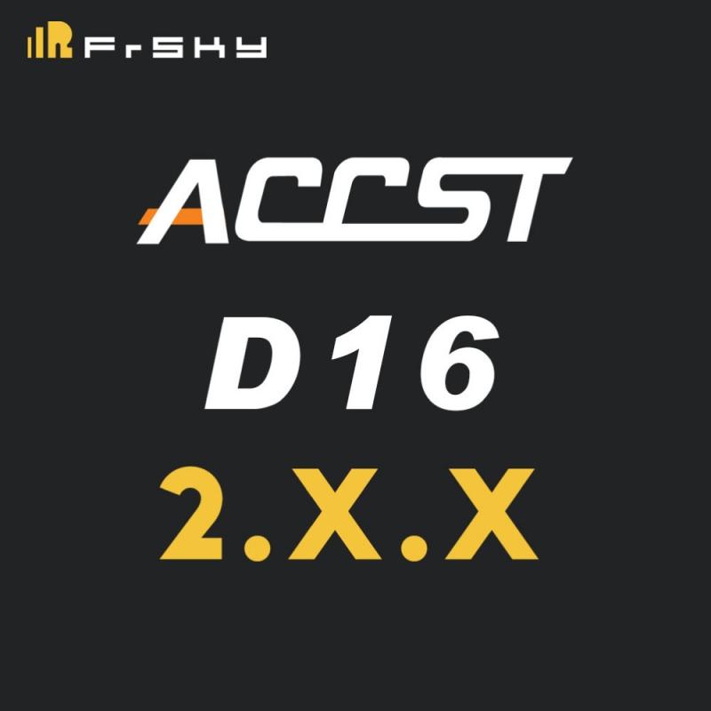 FrSky ACCST D16 2.X.X