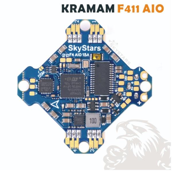 新製品:Skystars KRAMAM F411 AIO