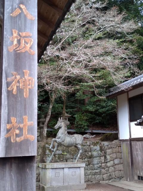 柳生八坂神社2020年1月