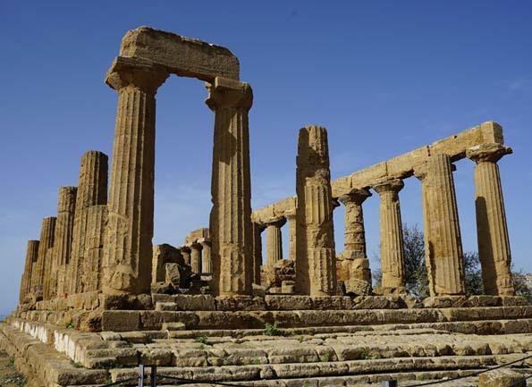 120191115 アグリジェンド Tempio di Giunone Lacinia ヘラ神殿 BC460 21㎝ _DSC7175