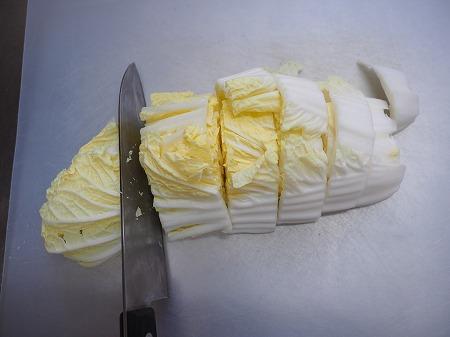 白菜と豚肉のミルク煮込み麺019