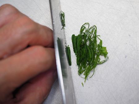 鯛の刺身の辛子明太子和え029