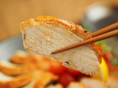 鶏むね肉の明太マヨ焼き031