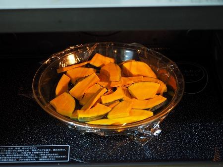 かぼちゃと豚の生姜焼き作り003