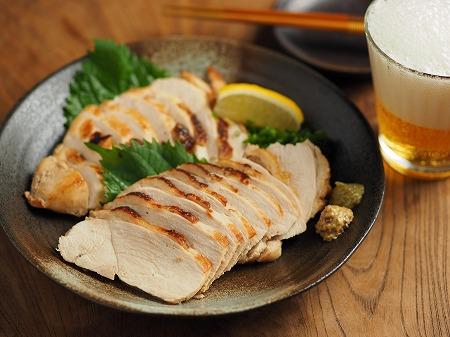 新鶏むね肉の鴨ロース風003