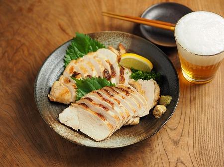 新鶏むね肉の鴨ロース風006