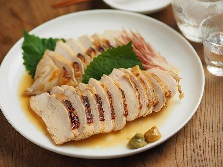 鶏むね肉で鶏ロース005