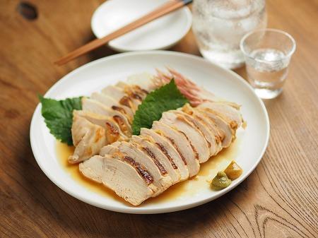 鶏むね肉で鶏ロース007