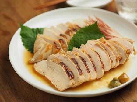 鶏むね肉で鶏ロース011
