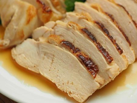 鶏むね肉で鶏ロース015