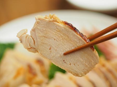鶏むね肉で鶏ロース022