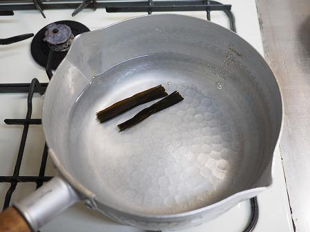 チダイの刺身、さばき方、味噌052